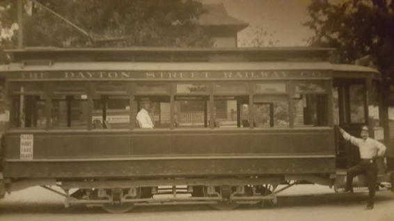 DSR Trolley Train