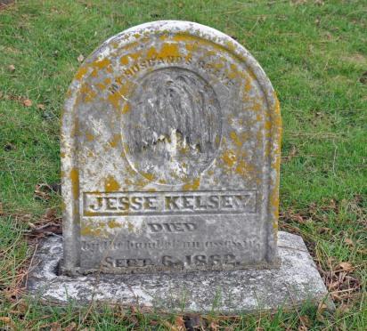 KelseyJrGravestone